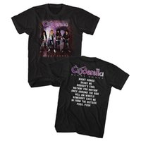 Cinderella Night Songs Album Playlist Double Sided Adult T S...