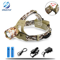 3800LM XM- T6 Led Headlamp Headlight Camouflage led Head Lamp...