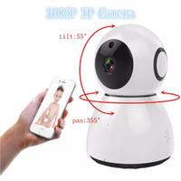 Fimei 2MP 1080P WiFi IP Caméra infrarouge Pan Tilt Zoom caméra Night Vision sécurité de détection de mouvement caméra de surveillance Accueil