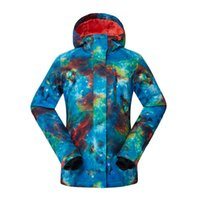 GSOU SNOW New Outdoor Women' s Ski Suit Single Double Bo...