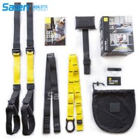 P4 Training - Suspension Trainer Basic Kit + Door Anchor, Co...