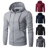 2018 nouvelle vente chaude Mens polo Hoodies e sweat-shirts automine hiver décontracté avec une capuche esporte veste hommes hoodies