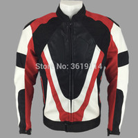Motorcycle Waterproof Jacket Ox cloth 600D PU leather Racing...