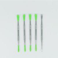 고품질 왁스 도구 실리콘 상단 도구 도구 왁스 도구와 도매 금속 dab 도구 왁스 dabber 도구 프라이팬 흡연 dab 스틱