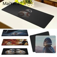 MaiYaCa Durable Rubber Pad Anime Girl Angel Wings mouse pad ...
