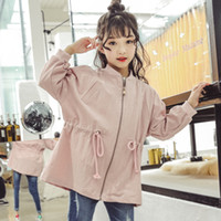 Children' s Casual Coat Clothes Spring Autumn Girls Wind...