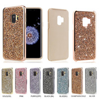 Premium Diamond Crystal Glitter Bling Hybrid 2 in 1 Soft TPU...