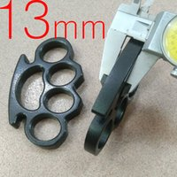 Thickness 13 mm steel BRASS KNUCKLE DUSTER Fox gear chick Ha...