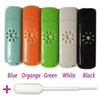 Mini Home Office Computer USB Aroma Diffuser Car Fragrance S...