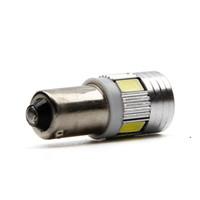 10pcs alta calidad BA9S LED 434 T4W 6 LED SMD 5630 H6W Car Auto interior Reading Lights Cúpula de la lámpara 12V DC