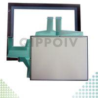 NS12-TS01-V1 NS12-TS00B-ECV2 NS12-TS01B-V2 NS12-TS00B-V2 NS12-TS00-ECV2 NS12 Nueva pantalla táctil HMI PLC del panel táctil y etiqueta frontal