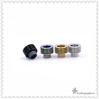 510 Thread Drip Tip Stainless steel 510 Drip Tip for Atomize...