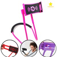 Necklace Cellphone Support Holder Mounts Selfie Stick Stand ...