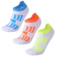 Men Women Compression Running Socks Professional Sport Ridin...