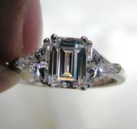 Verantwortlich Trendy Original 100% 925 Sterling Silber Twisted Seil Zirkonia Ring Für Frauen Hochzeit Engagement Party Geschenk Feine Europa Schmuck Ringe