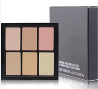 2019 New Makeup Face Pro And Correct Palette 6 Colors Concea...