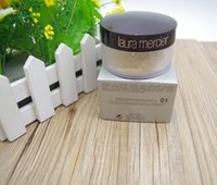 Laura Mercier Foundation Foot Setting Powder Fix Fixup Powder Min Poro Iluminar Corrector
