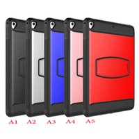 Military Heavy Duty Rugged Impact Armor Case For iPad mini 1...
