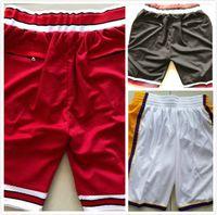 Neue heiße Verkaufsmannsportkurzschlüsse für Verkauf freies Verschiffen rote schwarze weiße Farben schließt Größe S-XXL kurz