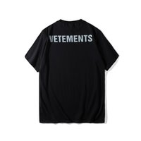 Best Version 2018 Vetements Staff Justin Bieber Women Men T ...