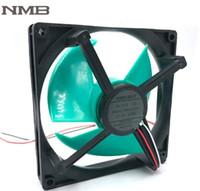 Venta al por mayor (NMB FBA12J15V) (NONOISE G5015M12D1 + 6 0.200A) (NMB 1406KL-09W-S29 3.5CM) (Foxconn 6025 PV602512ESPF OA 60mm 12V 0.35A) ventilador