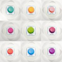 Macaroon Dessert Haftnotizen Lesezeichen Multi Color Selbstklebende Notizblock Für Kid Schreibwaren Geschenk 0 55qha C R