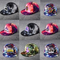 36 Style Men Women Fortnite Lumious Star Sky Snapback Baseba...