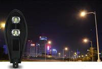 Luz de rua do diodo emissor de luz 50W 80W 100W estrada de grande resistência da cabeça da cobra 150W / jardim / luz exterior