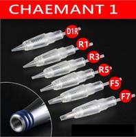 برغي شبه دائم إبرة لجمال الوشم نصائح المكياج العرض مع خرطوشة آلة chaemant عالية الجودة 1R 3R 5R F5 F7