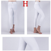 DHL High stretch Yoga pants Leggings for women Mesh splicing...