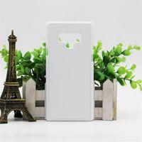 60個の2D昇華PC電話ケースの空白の白いカバーSamsungの印刷機の印刷印刷ノート9 8 S8 S9 Plus
