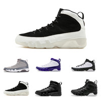 2018 9S Bred IX Mop Melo Space Jam Cool Grey bred LA Anthrac...