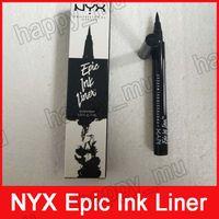NYX Epic Ink Liner Crayon Eyeliner Noir Headed de teint liquide Noir Couleur Eyeliner cosmétiques imperméable Long Lasting 3001298