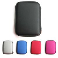 حقيبة حمل حقيبة اليد لمدة 2.5 بوصة USB قوة البنك الخارجي HD HDD القرص الصلب حماية حامي حقيبة