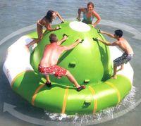 Giroscópio de água muitos tamanho jogo da água jogando brinquedo inflável parque aquático de verão, brinquedo da água evitar o calor do verão