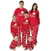 Compre Pijamas Navidenos Familiares Ano Nuevo Mama Papa Y Recien