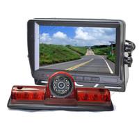 Vardsafe VS503M | 닛산 NV 1500 2500 3500에 대한 자동차 브레이크 라이트 후면보기 백업 카메라 키트