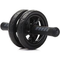 Yeni Fit Tekerlekler Hiçbir Gürültü Karın Tekerlek Ab Rulo Bar Hediye Mat ile Egzersiz Fitness Ekipmanları ab makineleri satış toptan