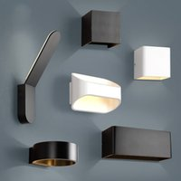 Modern simple wall lamp Nordic style Wall light for living r...