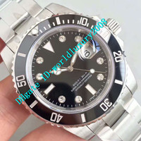 Luxury Brand EW Factory Best Quality SUB Automatic 3135 Move...