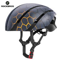 ROCKBROS Bike Bicycle Anti- seismic Helmet Ultralight Integra...