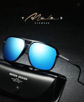 الجملة النظارات الشمسية النظارات الشمسية المستقطبة الجديدة الملونة الكلاسيكية المستقطب نظارات المصنع مباشرة الجملة A523 prcie رخيصة مع أفضل جودة