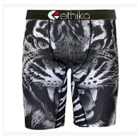 Hot Fashion Black white Tiger Ethika 7 styles Mens Underwear...