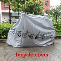 عالمي 3 لون غطاء الدراجة للماء القماش دراجة يغطي ظلة للماء الغبار دراجة الملابس دراجة نارية يغطي atp244