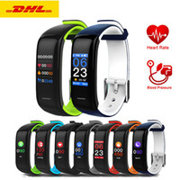 H1 Plus Smart Bracelet Most Accurate Heart Rate Monitor Bloo...