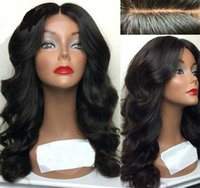 9A 150% Density Full Lace Human Hair Wigs Indian Remy Hair B...