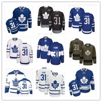 New Arrival. 2018 can Toronto Maple Leafs Jerseys  31 Grant Fuhr Jerseys   WOMEN YOUTH Men s Baseball Jersey Majestic Stitched Professional sportswear 3b14ed68f