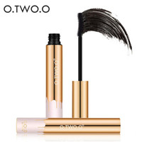 O.TWO.O Professional Volume Cils Enroulés Mascare Noir Étanche Cils De Lèvres Cils Lengtheing 3D Mascara Maquillage Des Yeux