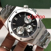 2018 Luxury AAA Wristwatches Chronograph Japanese Fly- back Q...