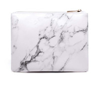 Travel Toiletry Pouch 22 cm Protection marble vein Makeup Cl...